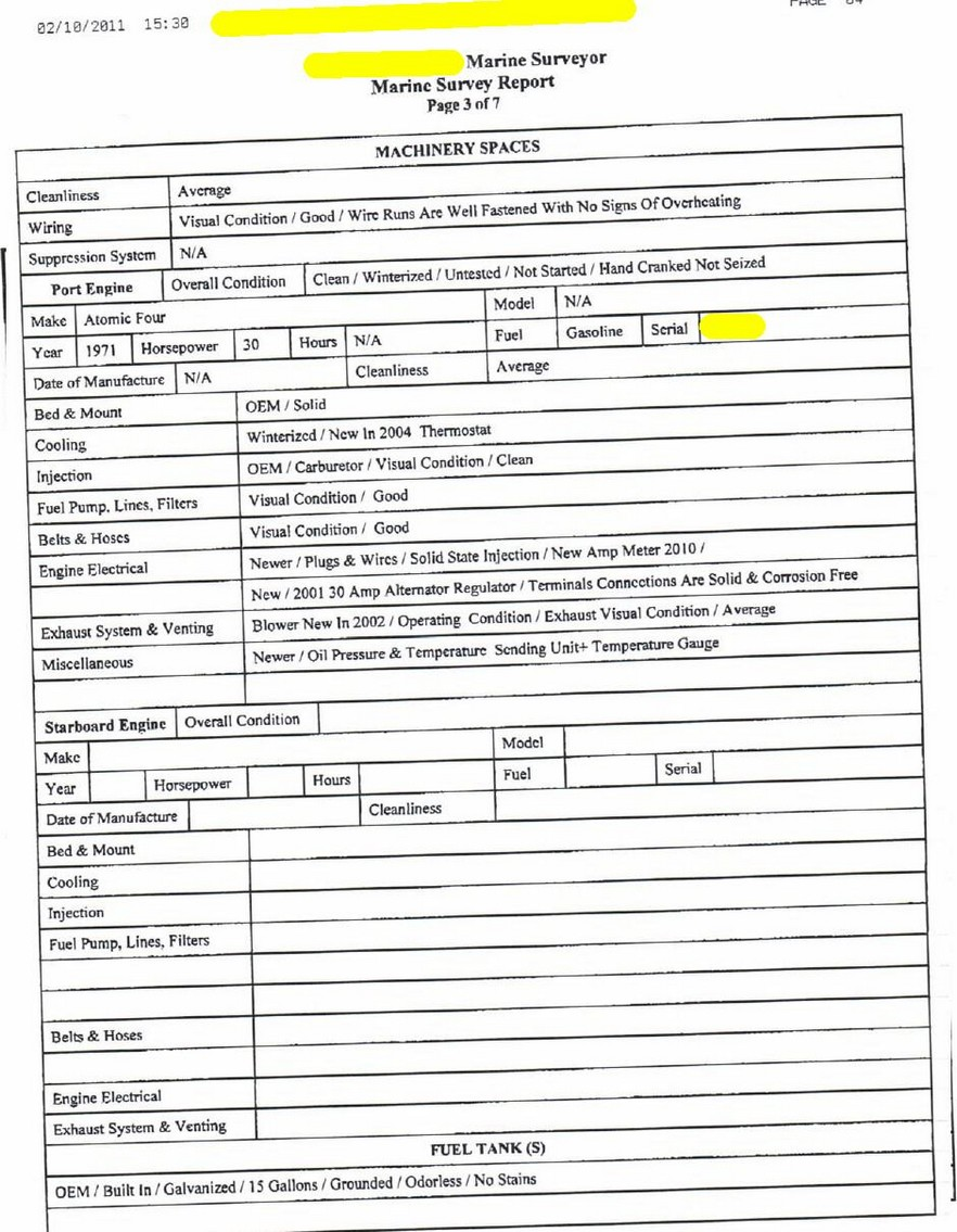 marine survey template - 20476 exle of survey form survey forms in word 28 images